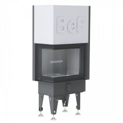 Каминная топка BeF Home BeF Flat V 7 CP/CL